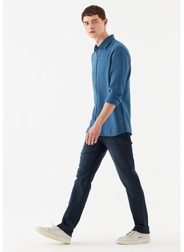 Mavi Marcus Sporty Mavi Jean Pantolon Lacivert